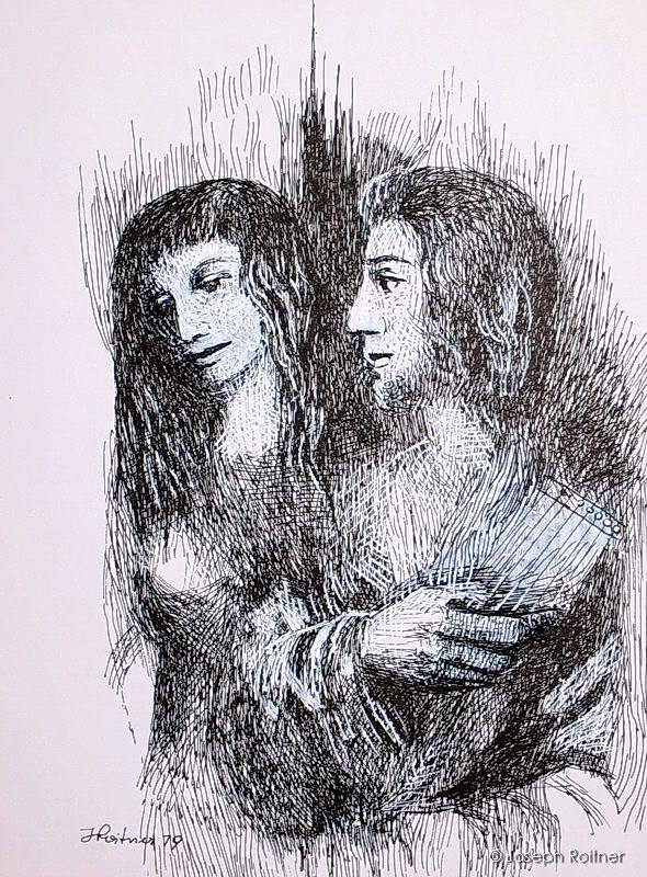 orpheus and eurydice comparison essay The legacy of orpheus in twentieth century art forms  to a mathematical comparison  be detected in operas like glück's orpheus and eurydice.